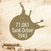 Tank Ochre 71.081