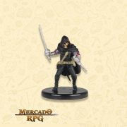 The Black Viper - Miniatura RPG