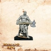 Thorbjorn the Unbroken - Miniatura RPG