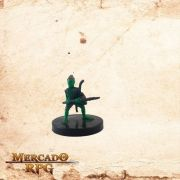 Thorn - Sem carta - Miniatura RPG