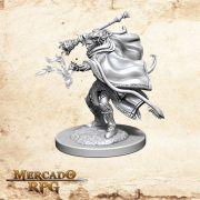 Tiefling Female Warlock A - Miniatura RPG