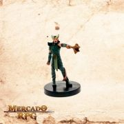 Tiefling Warlock - Possui carta