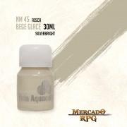 Tinta Aquacolor - Bege Glacê - RPG