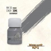 Tinta Aquacolor - Cinza - RPG
