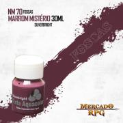 Tinta Aquacolor - Marrom Mistério - RPG