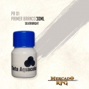 Tinta Aquacolor - Primer Branco - RPG