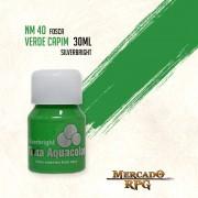 Tinta Aquacolor - Verde Capim - RPG
