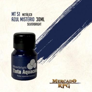 Tinta Metálica - Azul Mistério - RPG