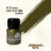 Tinta Metálica - Ouro Velho - RPG