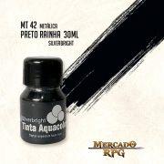 Tinta Metálica - Preto Rainha - RPG