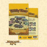 Tokens de cenários - Town Market Set - RPG