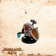 Tordek, Dwarf Champion - Com carta