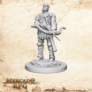 Town Guard B - Miniatura RPG
