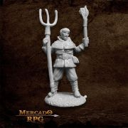 Townsfolk: Village Rioter - Miniatura RPG