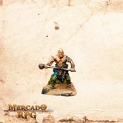 Ullr the Red - Miniatura RPG