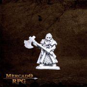Undead Dwarf Fighter