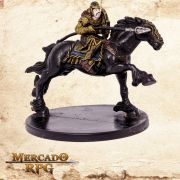 Valiant Cavalary - Miniatura RPG