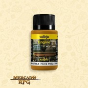 Vallejo Weathering: Engine Effects - Fuel Stains - RPG