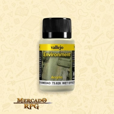 Vallejo Weathering: Environment - Wet Effects - RPG
