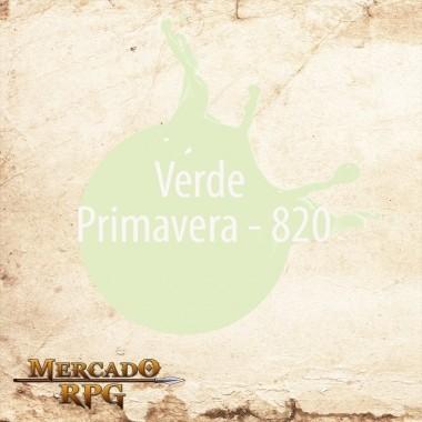 Verde Primavera - 820 - RPG