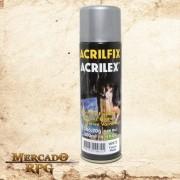 Verniz em Spray - Fosco