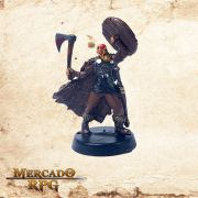 Vidar Ragnarsson  - Miniatura RPG