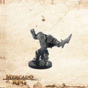 Warforged Battle Champion - Sem carta