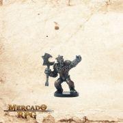 Warforged Captain - Com carta