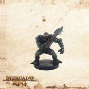 Warforged Fighter - Com carta