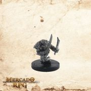 Warforged Scout - Com carta