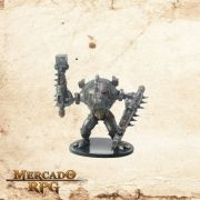 Warforged Titan - Com carta