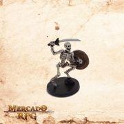 Warrior Skeleton - Com carta