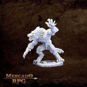 Werewolf Raged - Miniatura RPG
