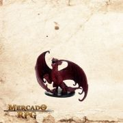 Young Red Dragon - Com carta