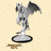 Young Red Dragon - Miniatura RPG