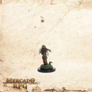 Yuan-ti Halfblood Sorcerer - Com carta