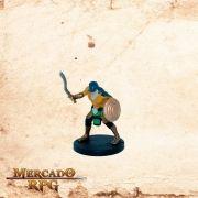 Yuan-Ti Malison (Sword & Shield)