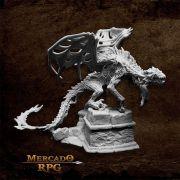 Zombie Dragon - Miniatura RPG