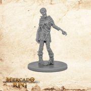 Zombie Walker C - Miniatura RPG