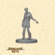 Zombie Walker D - Miniatura RPG