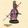 Daimyo Clã Lótus - Rising Sun - Miniatura RPG