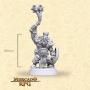 Orthog Orc Elite - Miniatura - RPG