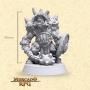 Râsh Orc Elite - Miniatura - RPG