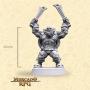 Skorg Orc Soldier - Miniatura - RPG