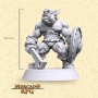 Tork Orc Soldier - Miniatura - RPG