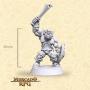 Túrok Orc Soldier - Miniatura - RPG