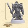 Zog Twin Orc Elite - Miniatura - RPG