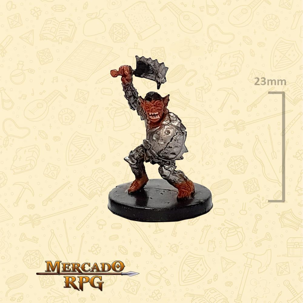 Acheron Goblin - Miniatura D&D - RPG