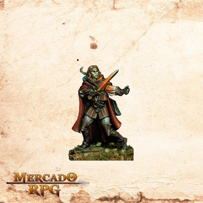 Aleandous the Errant  - Mercado RPG