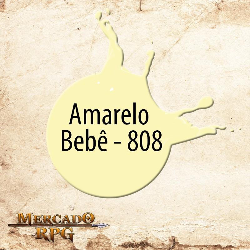 Amarelo Bebê - 808 - RPG